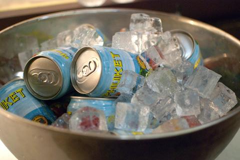 らーぷ先生のStylishDiningでおなじみ、シティースーパーさん提供のぷーけっとラガービール。