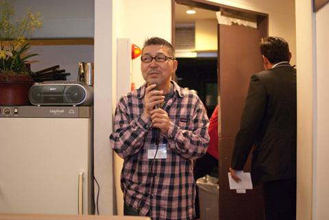 ファンサイト(有)川村社長ご挨拶。「皆さま、本当にありがとうございますっ!」