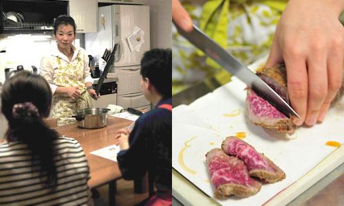 この日のレシピは、和食でした。