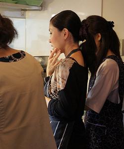 谷口ももよ先生のお料理教室に参加しているC.Nです。