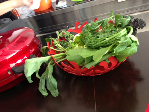 長谷川大介様の野菜。レストラン等に卸している手に入らない美味しい野菜です。