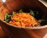 これぞ新鮮野菜のサラダ