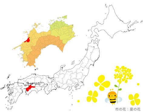 愛媛県伊予市ってどんなところ?