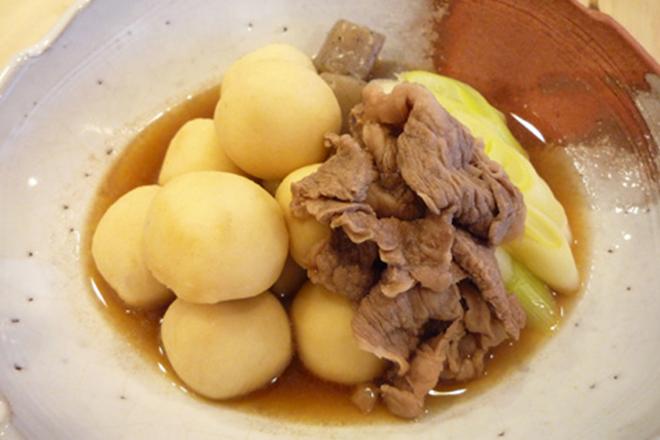かぼす本家協賛・柚こしょうandparty 吉田 三和子マイスター : イモ煮の柚こしょう風味