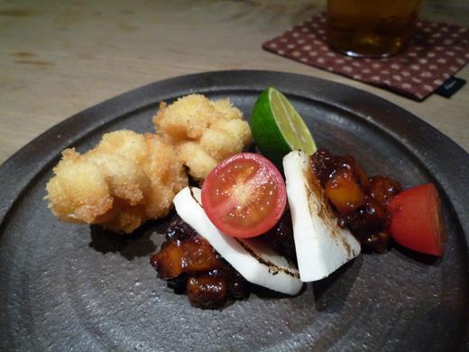 やはり料理人への憧れは心の片隅にあり、日本料理の専門学校へ進みました。