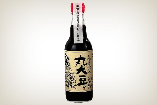 高麗郷丸大豆醤油(弓削多醤油)