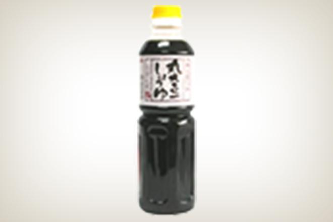 国内産丸大豆うすくち醤油(有限会社森田醤油)