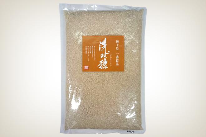 種子島 洗双糖(キワ株式会社)